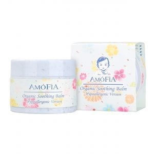 Pre-Order | Amofia Organic Hypoallergenic Soothing Balm