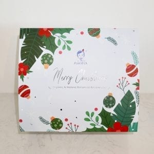 Organic & Natural Botanical Recovery Kit Christmas Box