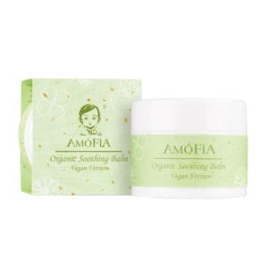 AMOFIA Organic Soothing Balm (Vegan Version)